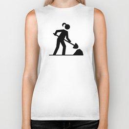 Workwoman Biker Tank