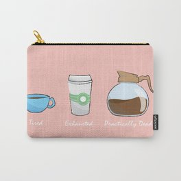 Coffee Size Carry-All Pouch