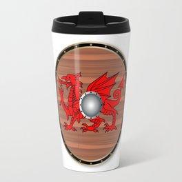 Round Celt Shield Travel Mug