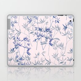 exotic blue Laptop & iPad Skin