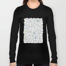 A Cloudy Night Long Sleeve T-shirt