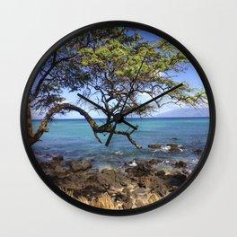 Hawaii 1 of 2 Wall Clock