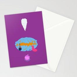 MokshaBum Mandala Stationery Cards