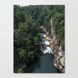 Tallulah Falls Canvas Print