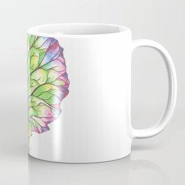 Colors of Kale Coffee Mug
