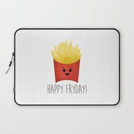 Happy Fryday! Laptop Sleeve