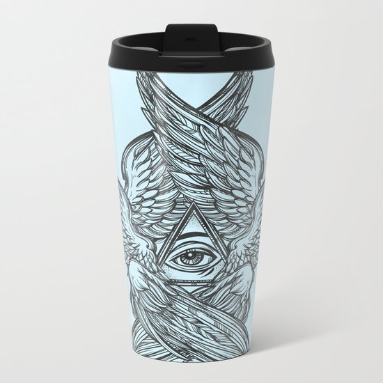 Ascend Metal Travel Mug