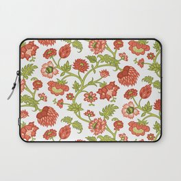 Rococo Floral Pattern #5 Laptop Sleeve
