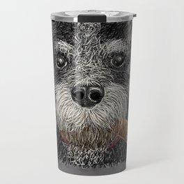 Fidel - The Havanese is the national dog of Cuba Travel Mug