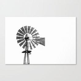 Windmill No. 3 Canvas Print
