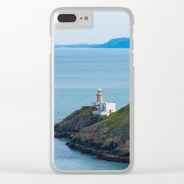 HOWTH 03 Clear iPhone Case