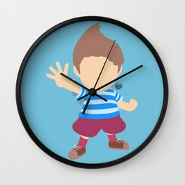 Lucas(Smash)Duster Wall Clock