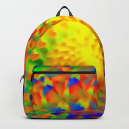 Abstract solar winds ... Backpack