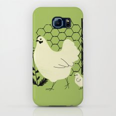 Hen and chick Galaxy S6 Slim Case