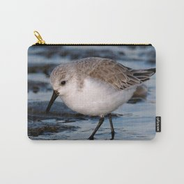 A Strolling Sanderling Carry-All Pouch