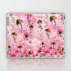 Dance in the Rain! Laptop & iPad Skin