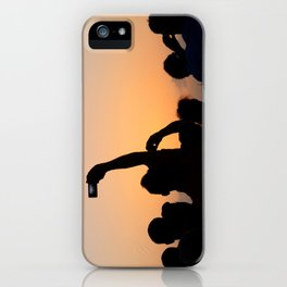 Key West Mallory Square iPhone Case