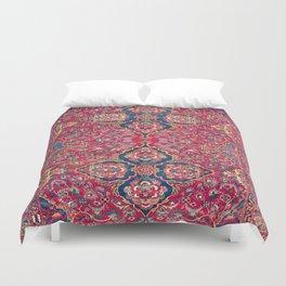 Bakhtiari West Persian Rug Print Duvet Cover