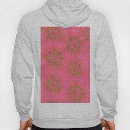 Cranberry Petal Rose Hoody