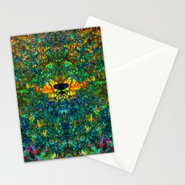 Maple Monster Stationery Cards