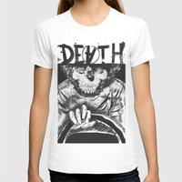 death T-shirts featuring DEATH  by TARTWURK