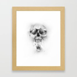 Cocaine Framed Art Print