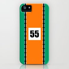 RACING COLOURS- MAZDA RACING Slim Case iPhone (5, 5s)