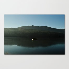 Westwood Lake Canvas Print