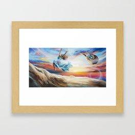 Thou Art Loosed Framed Art Print