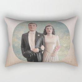 I Do Rectangular Pillow