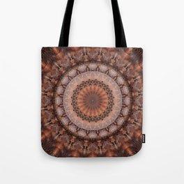 Mandala homely atmosphere Tote Bag