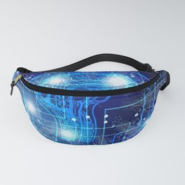 artificial intelligence Fanny Pack