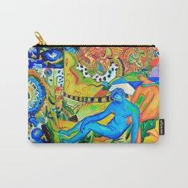 Il conforto dell'artista - the artist's comfort Carry-All Pouch