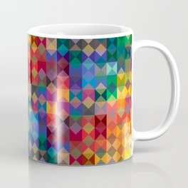 P2: Dusk Diamonds Coffee Mug