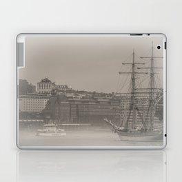 Tall and small Laptop & iPad Skin
