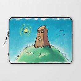 Sun on the Monolith Laptop Sleeve