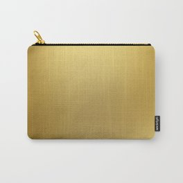 Solid Gold Carry-All Pouch