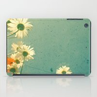 daisy iPad Cases featuring Daisy by Cassia Beck