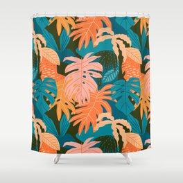 Plant Aloha Shower Curtain