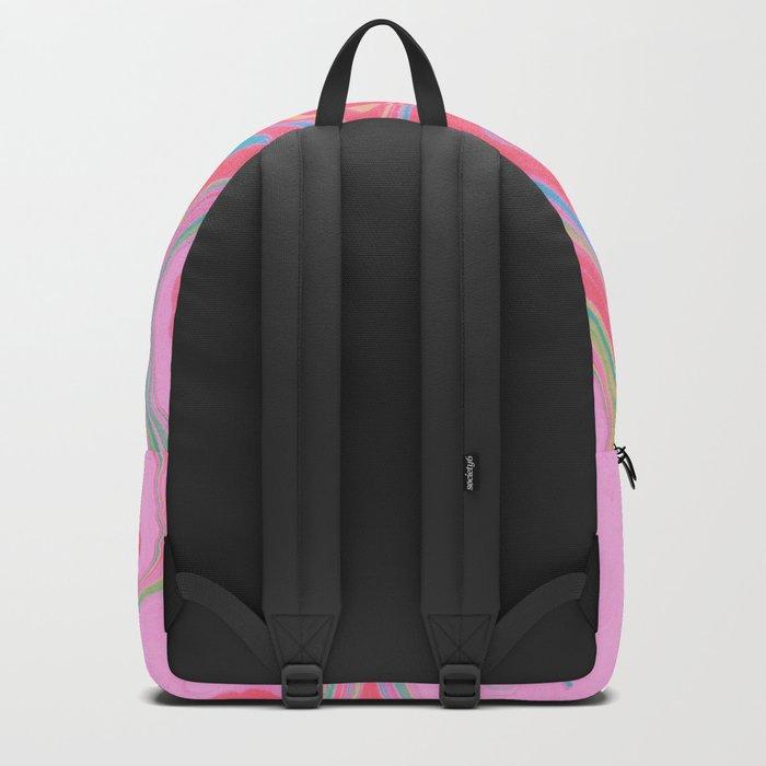 Suminagashi 04 Backpack