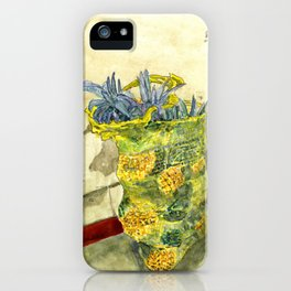 A Bag of Pineapples iPhone Case