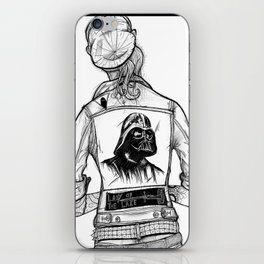 Roth-Vader City Rockers iPhone Skin