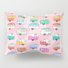 Happy Glamper Pillow Sham