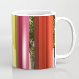 Columns Full of Color and Life Coffee Mug