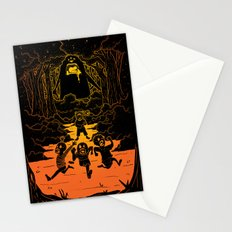 Ruuuun!! Stationery Cards
