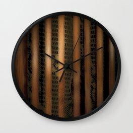 Confessions Wall Clock