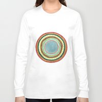 circle Long Sleeve T-shirts featuring Circle by Katelyn Patton