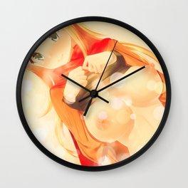 Sexy Topless Wall Clock