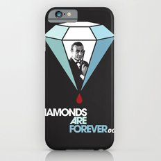 Diamonds are Forever iPhone 6s Slim Case