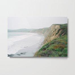 Point Reyes California Metal Print